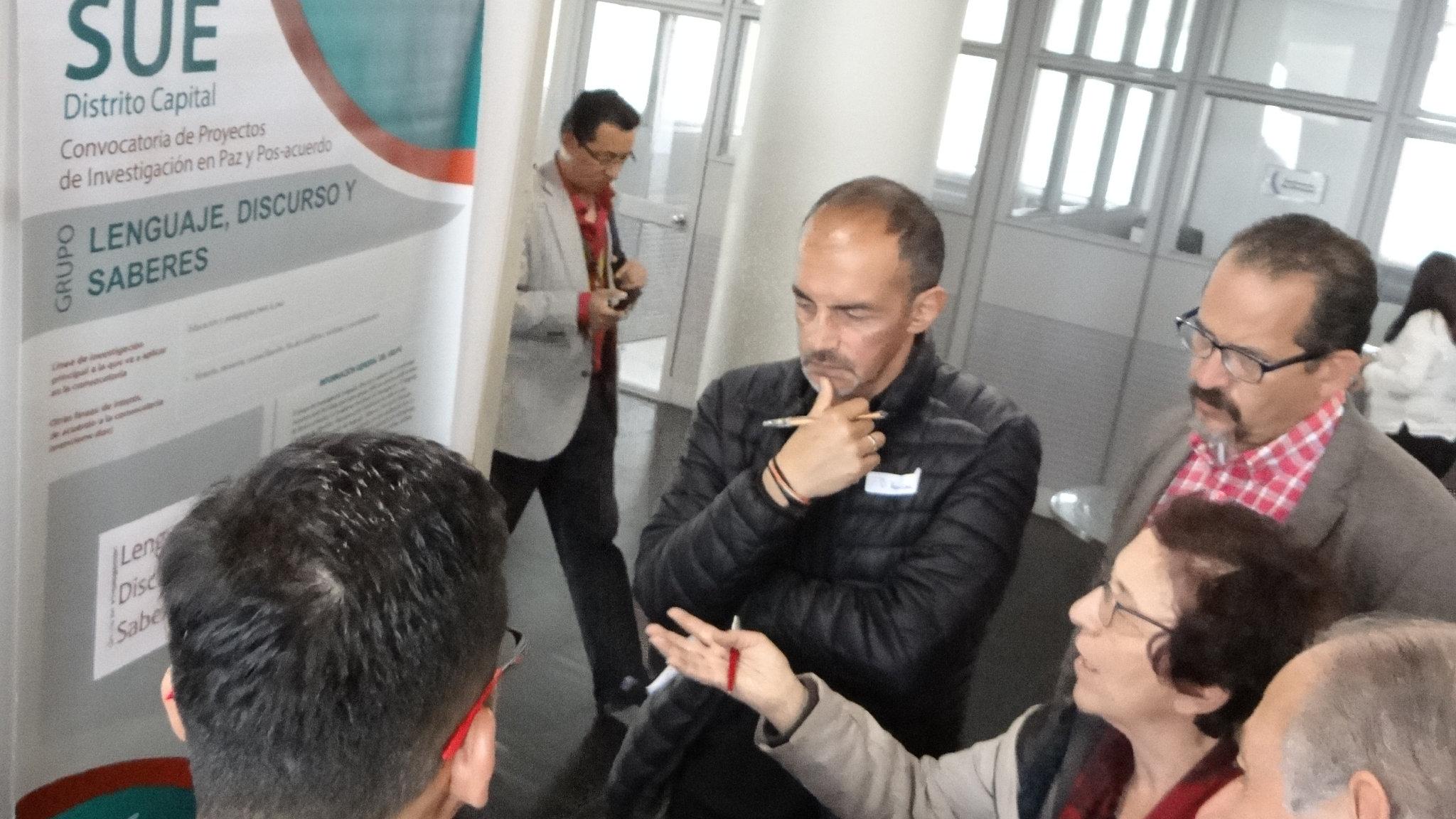 Fotos: Pablo Castellanos / Dirección de Investigación y Extensión sede Bogotá de la U. N.