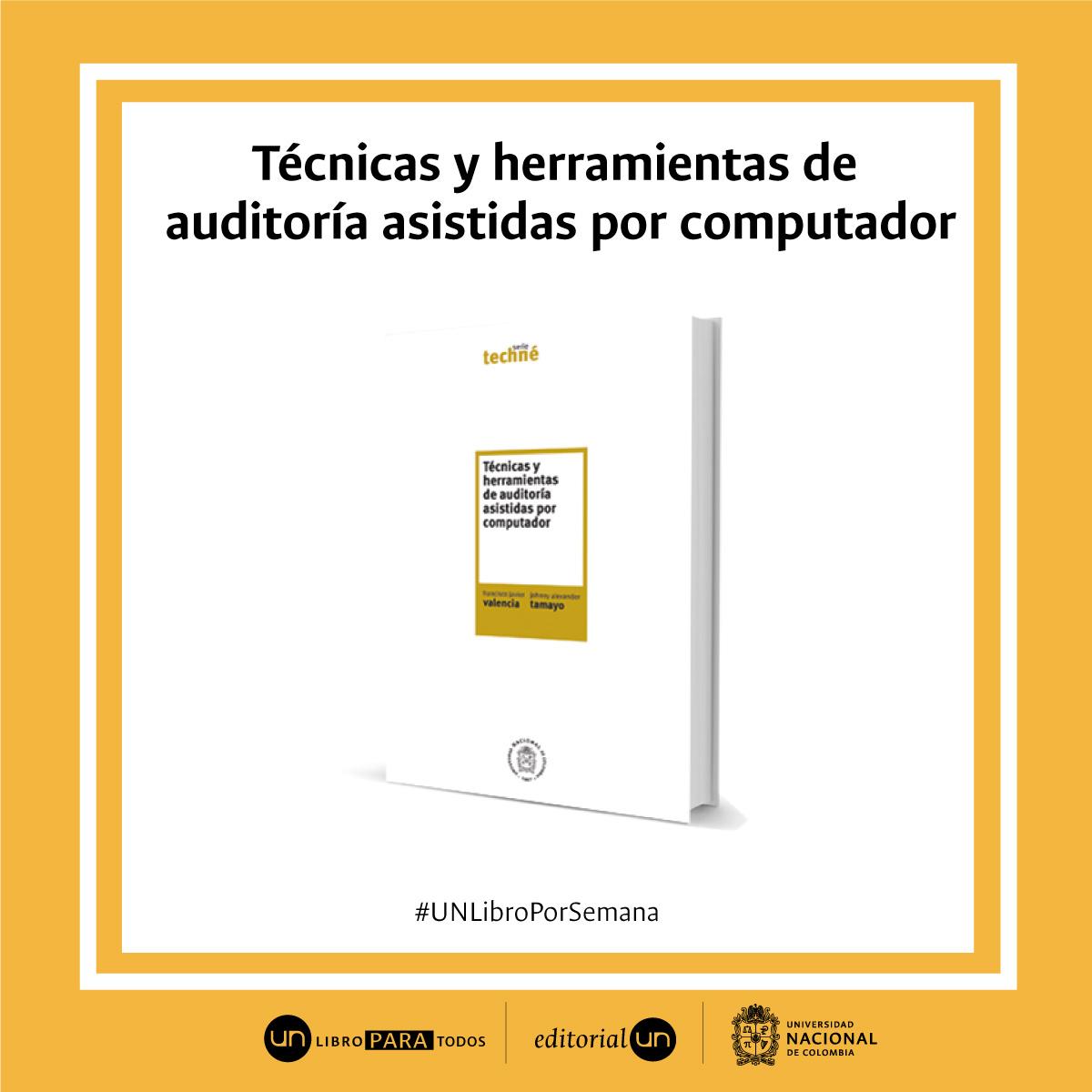 'Técnicas y herramientas de auditoría asistidas por computador'