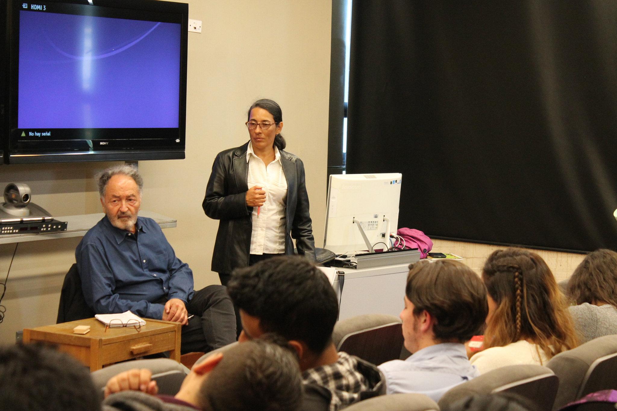Charles Rojzman, creador de la Terapia Social, estuvo en la Universidad Nacional de Colombia