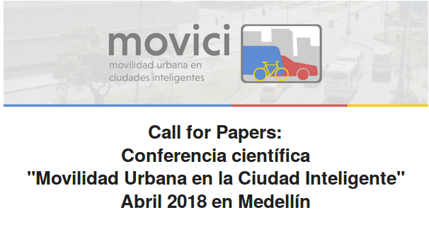 Conferencia MOVICI-MOYCOT 2018 «Movilidad Urbana en la Ciudad Inteligente»