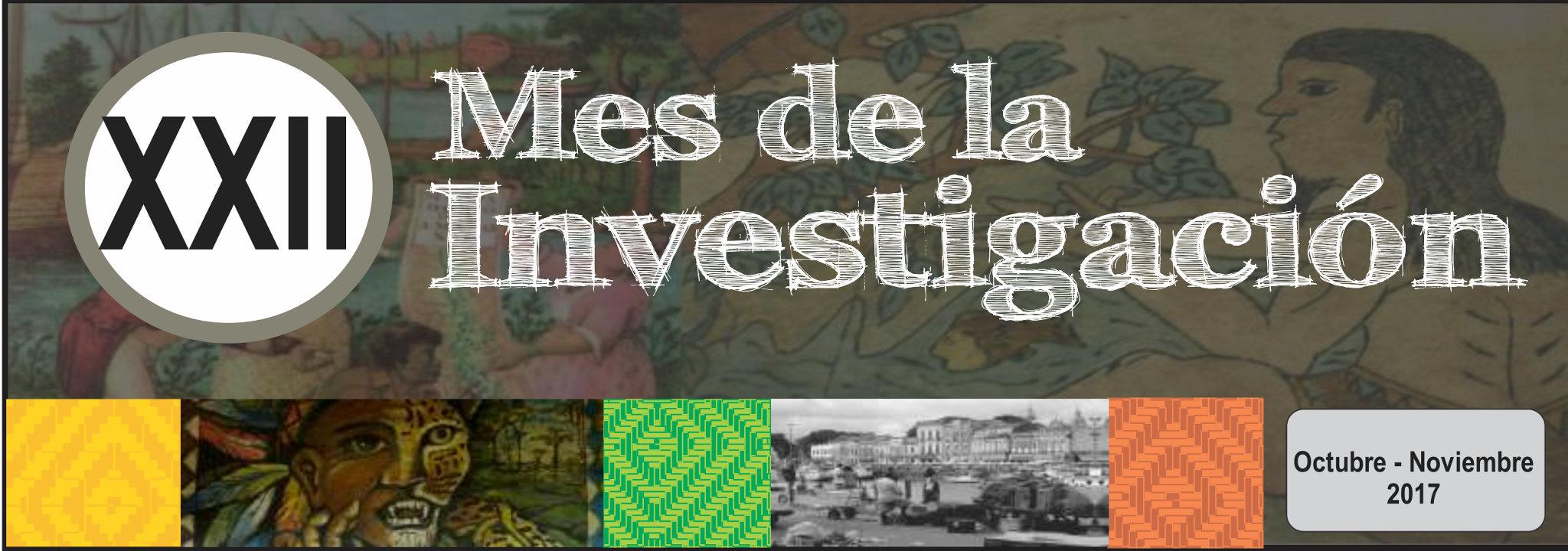 XXII Mes de la Investigación de la Sede Amazonia