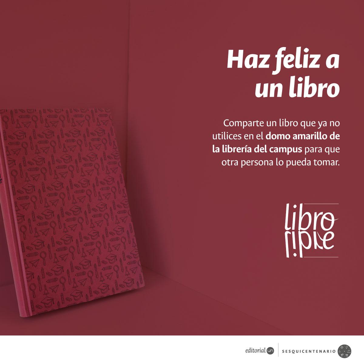 #LibroLibre