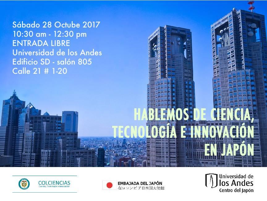 «Hablemos de Ciencia, Innovación y Tecnología en Japón»