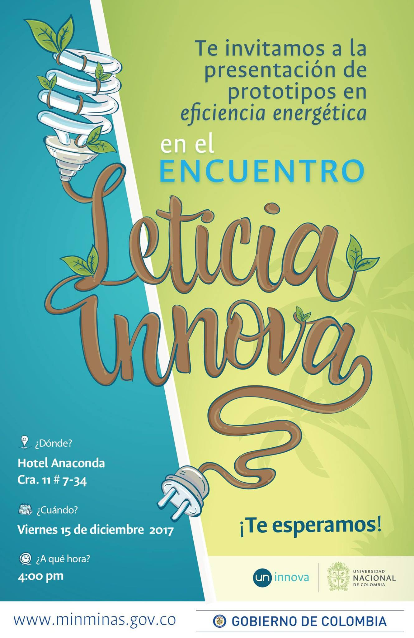 Encuentro «Leticia Innova»