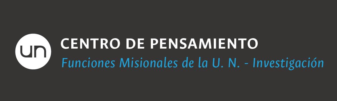 CP Funciones Misionales de la U. N.: Investigación