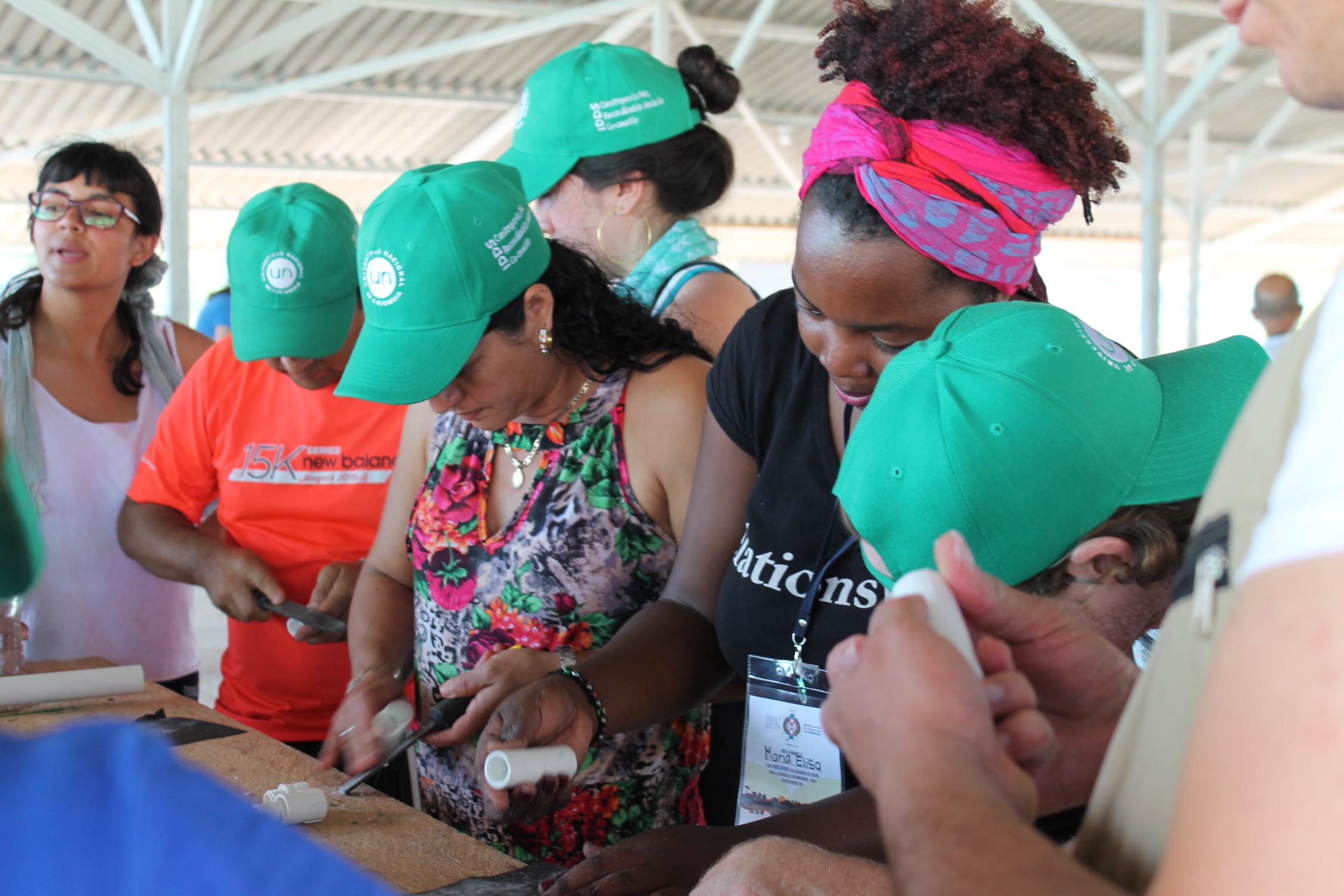 Foto: Diana M. Becerra B. / Dirección de Investigación y Extensión sede Bogotá (DIEB)