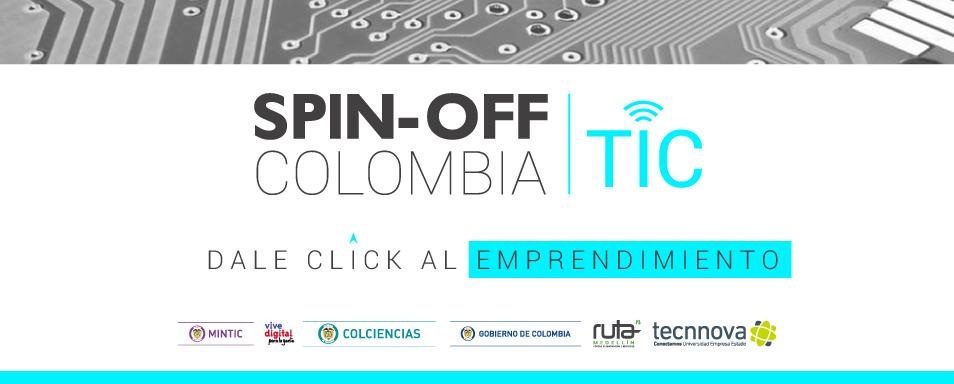 Convocatoria Spin-Off TIC