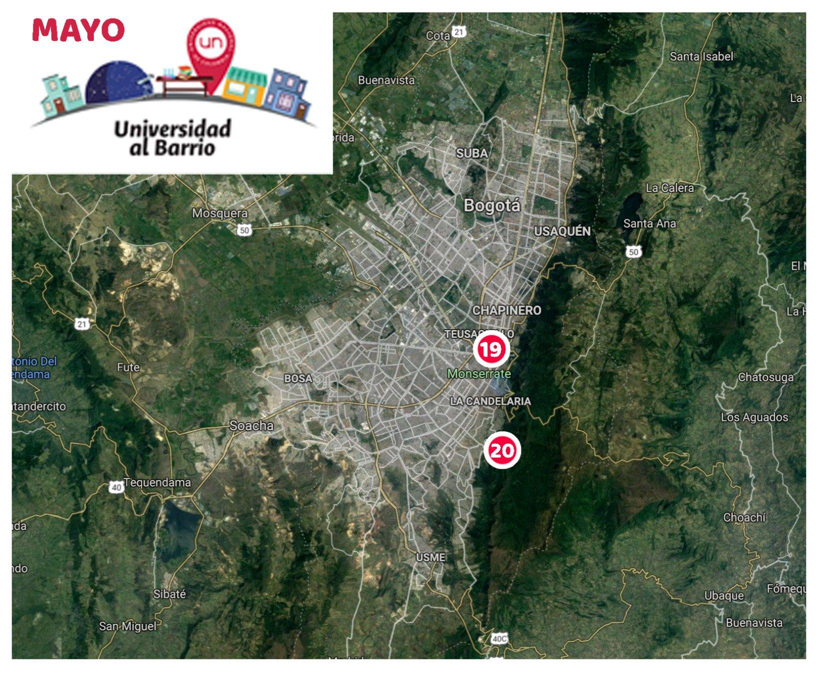 Mapa (fuente: profesor Santiago Vargas Domínguez)