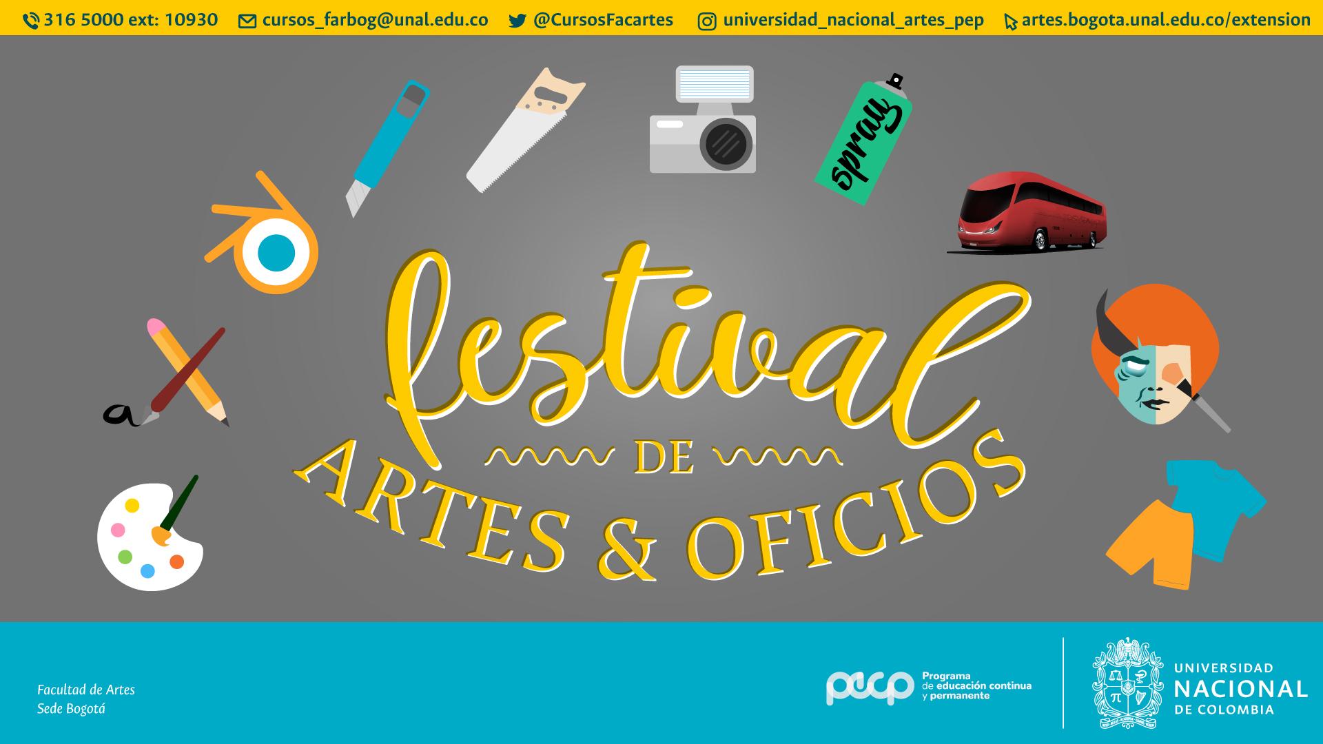 Festival Artes y Oficios