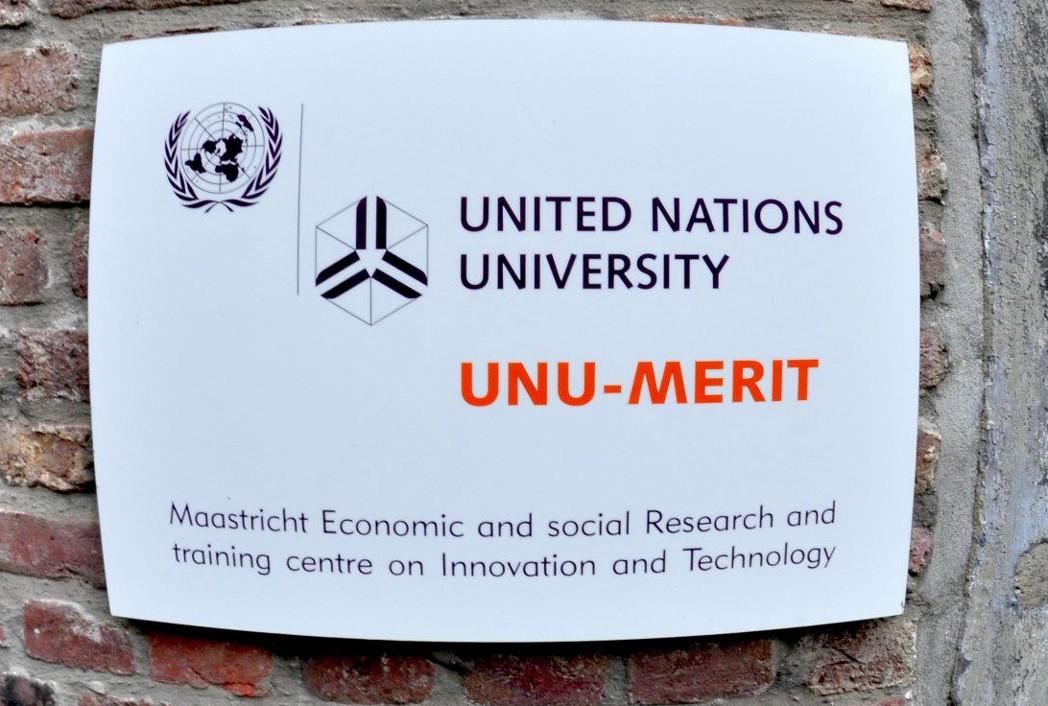 United Nations University – Maastricht Economic and social Research institute on Innovation and Technology (UNU-MERIT)
