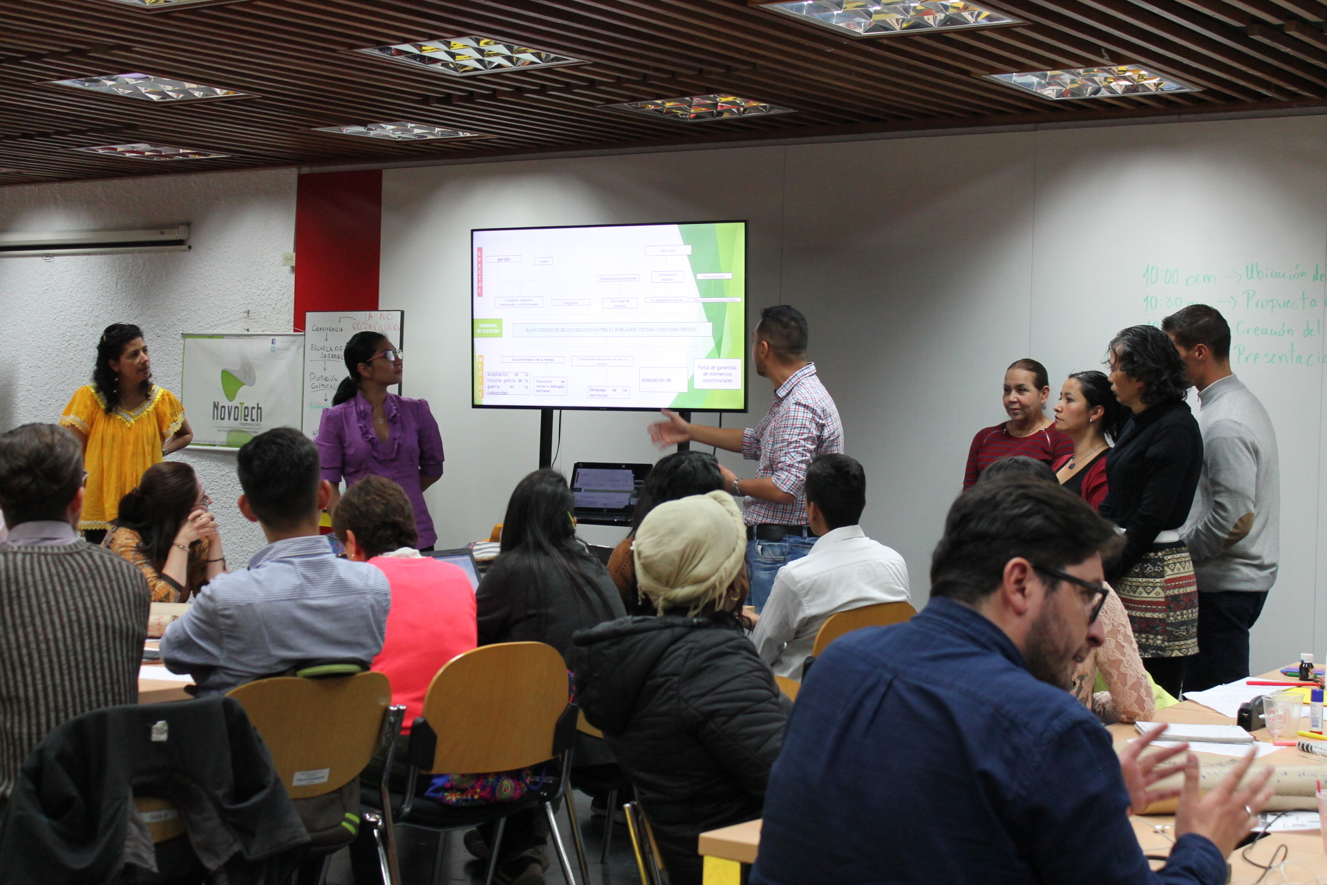 Foto: Diana M. Becerra Bohórquez/DIEB