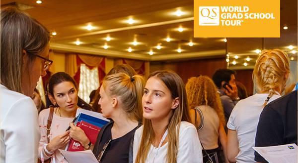 QS World Grad School Tour Bogotá y Medellín                       2018