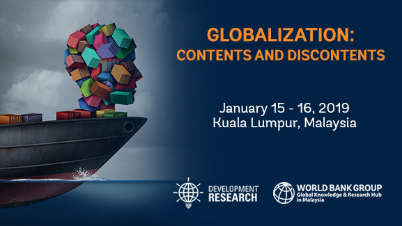 [Call for papers] Globalization: Contents and Discontents (World Bank Development Research Group)