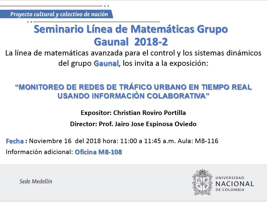 Invitación segunda conferencia