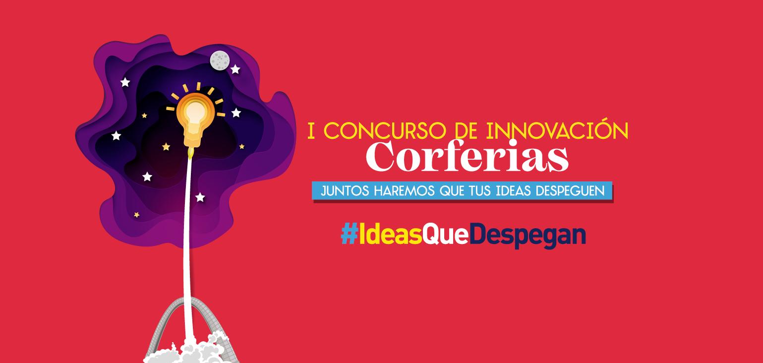 1er. Concurso de innovación Corferias