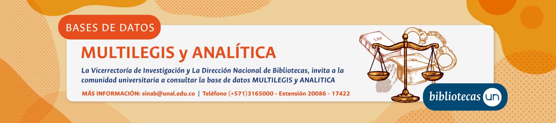 Multilegis y Analítica