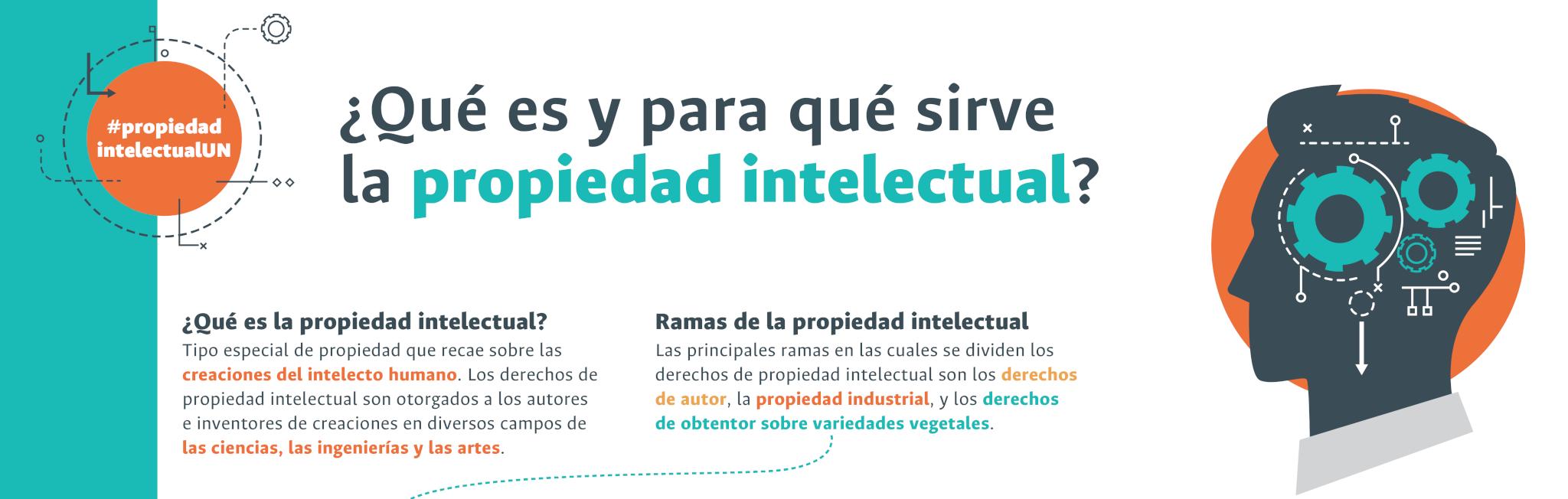 ¿Qué es y para qué sirve la propiedad intelectual?