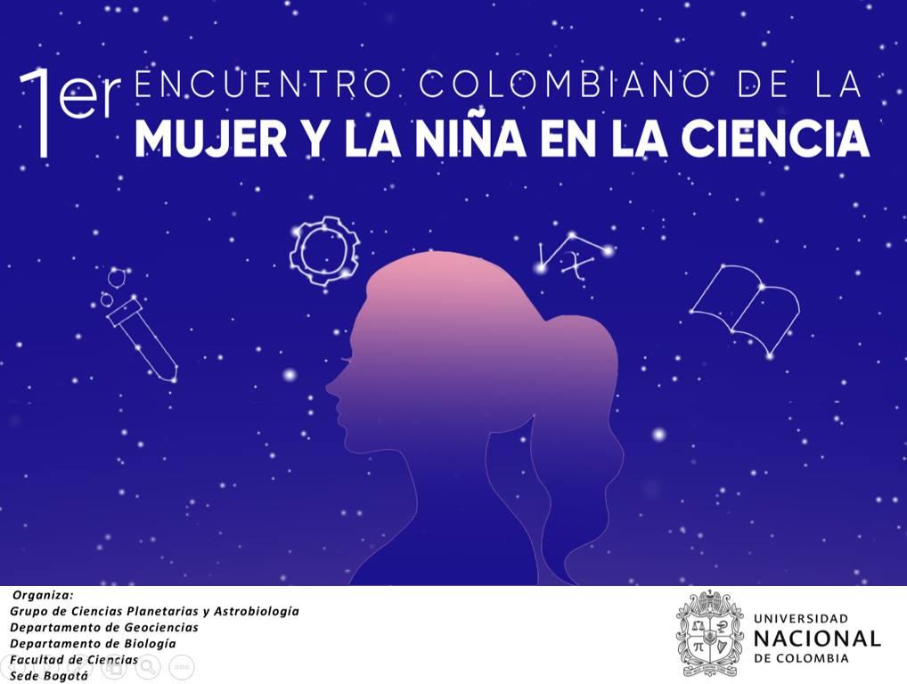 1er. Encuentro Colombiano de la Mujer y la Niña en la Ciencia