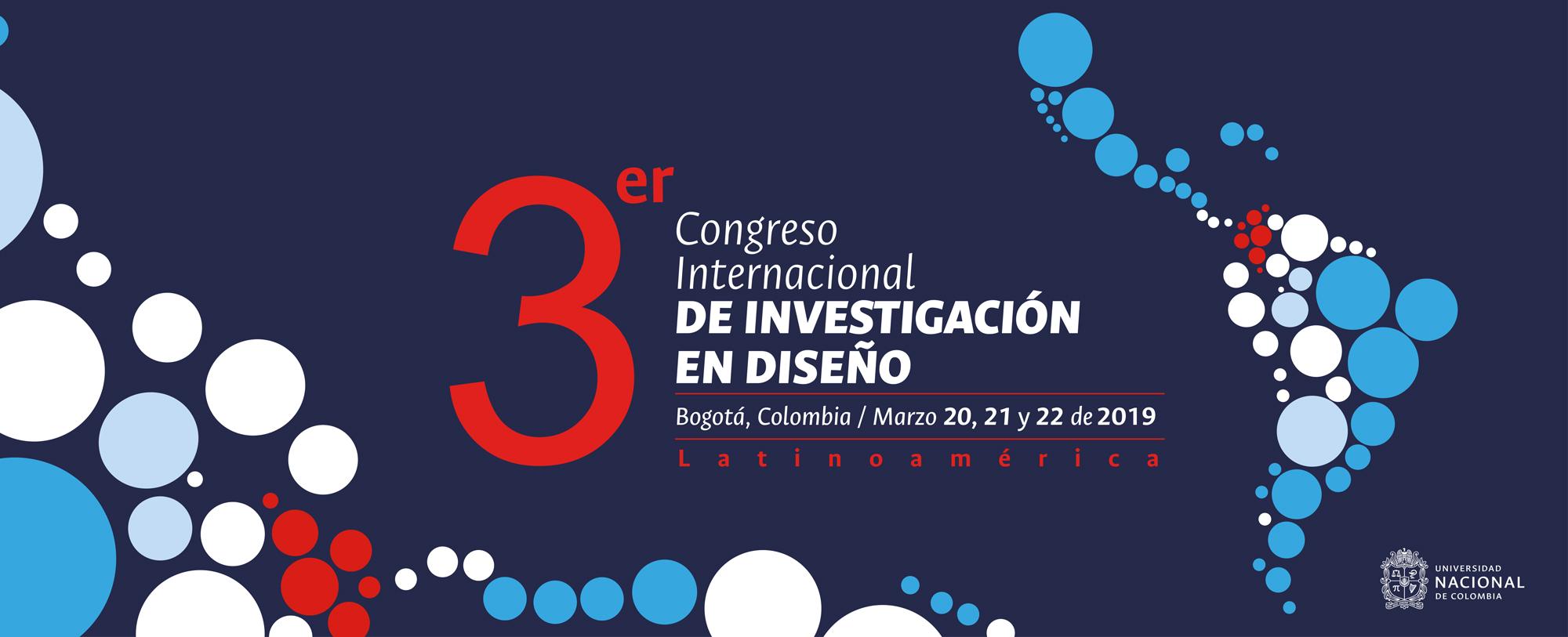 3er. Congreso Internacional de Investigación en Diseño (3CIDI)