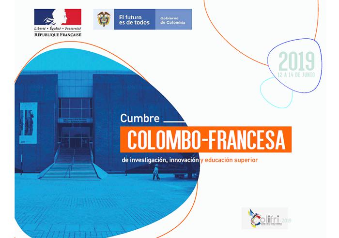 Cumbre Colombo Francesa de Educación Superior, Investigación e Innovación COLIFRI 2019