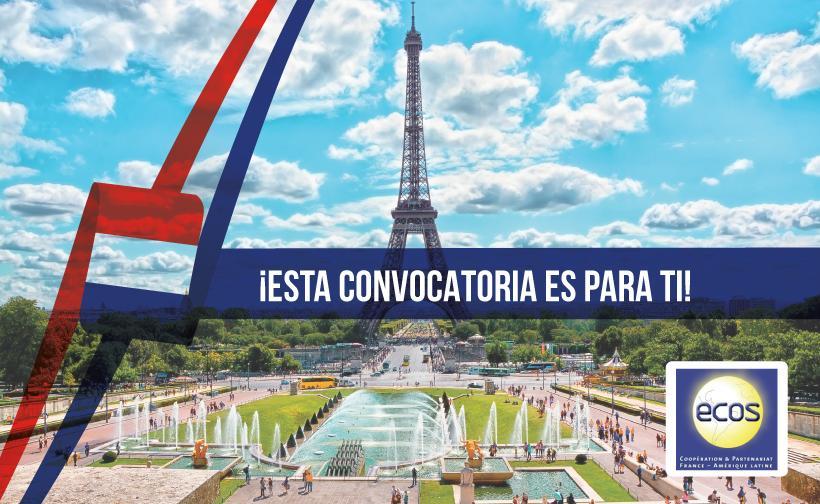 Convocatoria 836 (Movilidad Académica con Europa: Francia y Alemania) de Colciencias