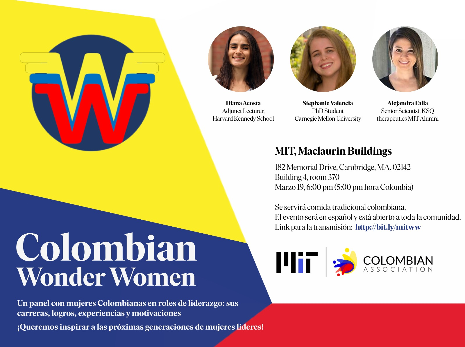 Colombian Wonder Women