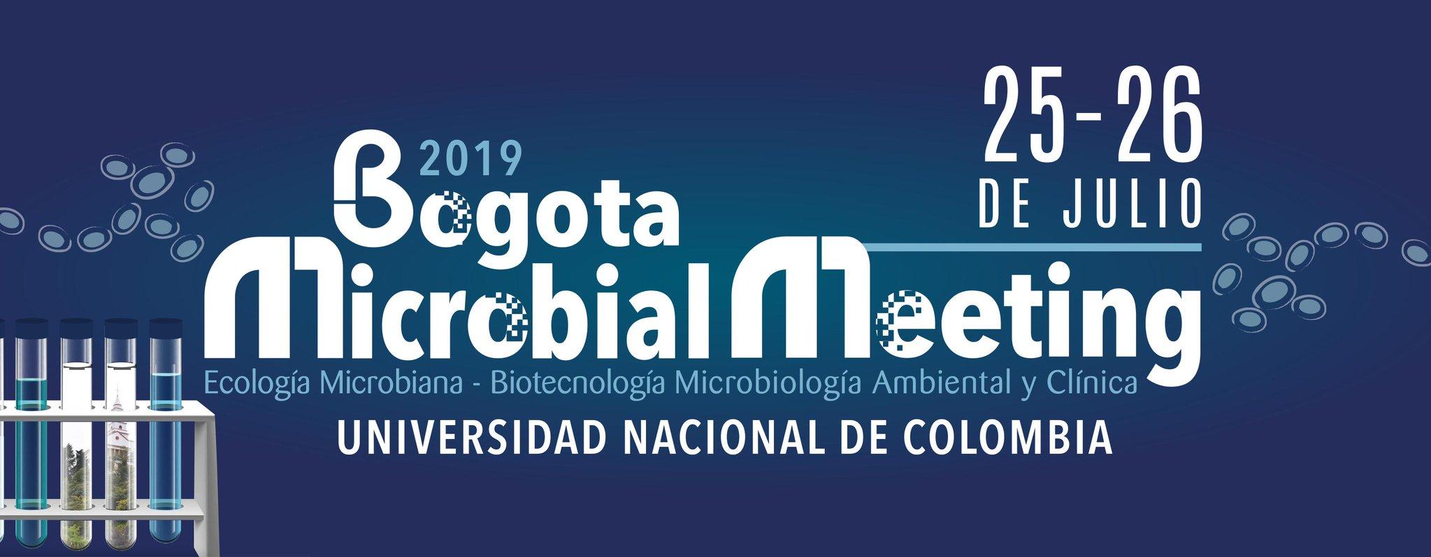 Bogotá Microbial Meeting 2019