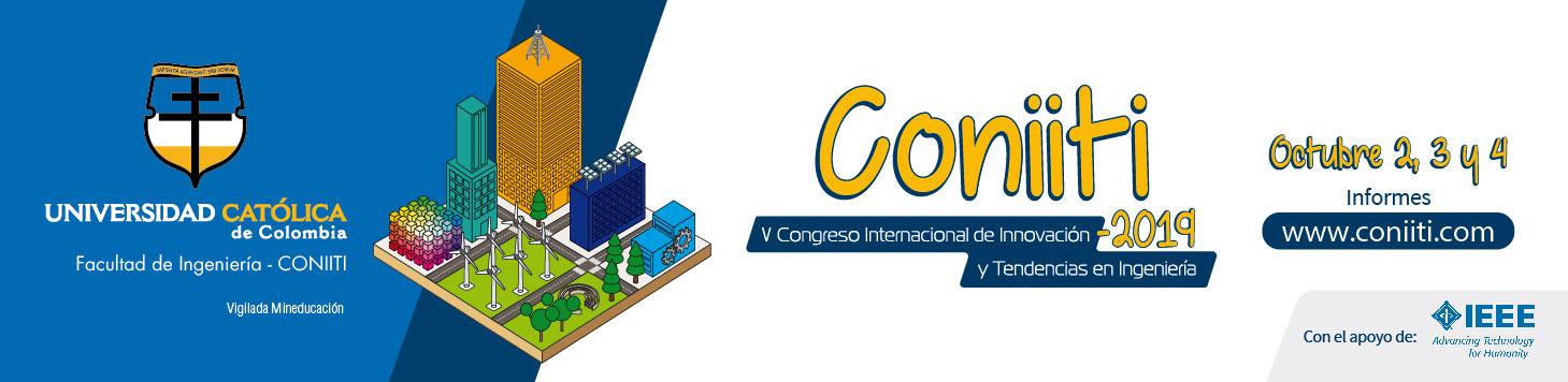 V Congreso Internacional de Innovación y Tendencias en Ingeniería (CONIITI 2019)