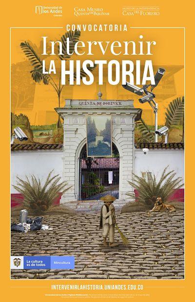 Convocatoria «Intervenir la Historia» 2019