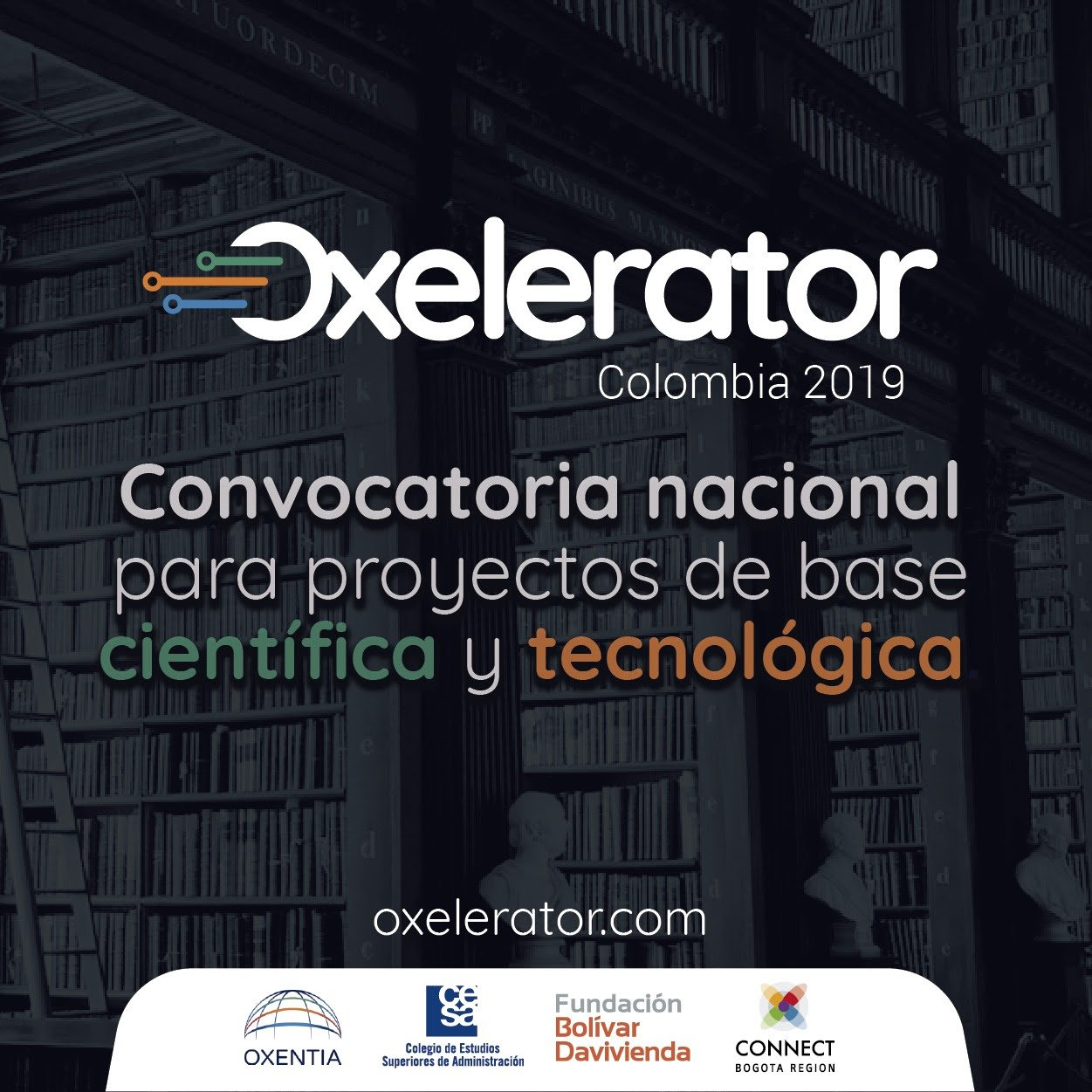 Oxelerator Colombia 2019