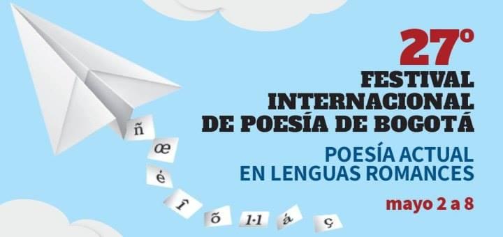 Festival Internacional de Poesía en Bogotá 2019 en la Universidad Nacional de Colombia