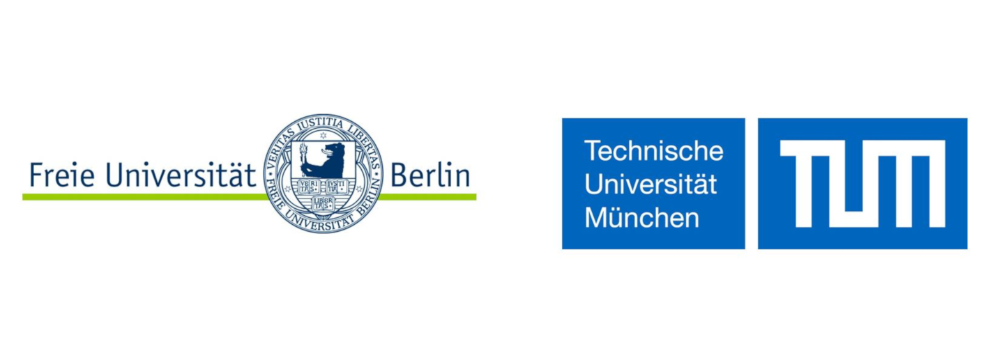"Event ""Opportunities and Funding for Young Researchers in Germany: FU Berlin and TUM"""