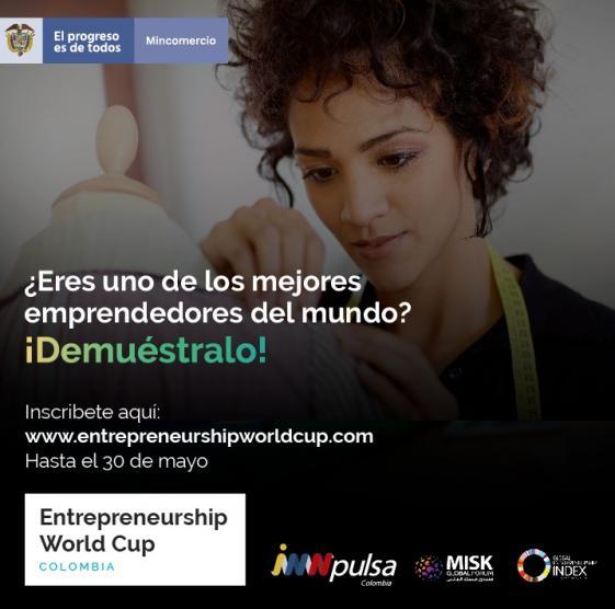 Convocatoria de la Copa Mundial de Emprendimiento 2019