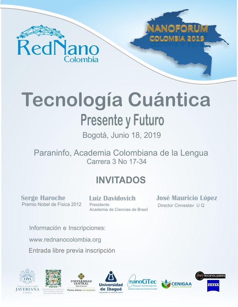 Nanoforum 2019: tecnología cuántica, presente y futuro