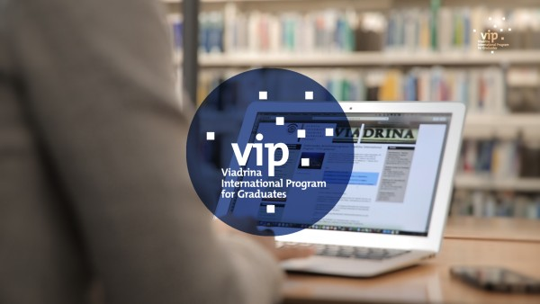 Call for applications 2019 - Viadrina International Program for Graduates (VIP)