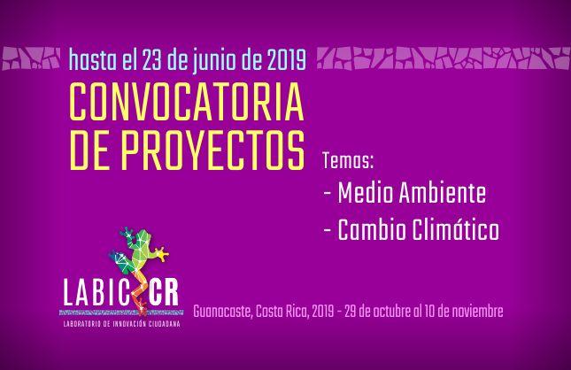 Convocatoria propuestas innovadoras para prototipado y desarrollo en el Laboratorio de Innovación Ciudadana (LABIC.CR)