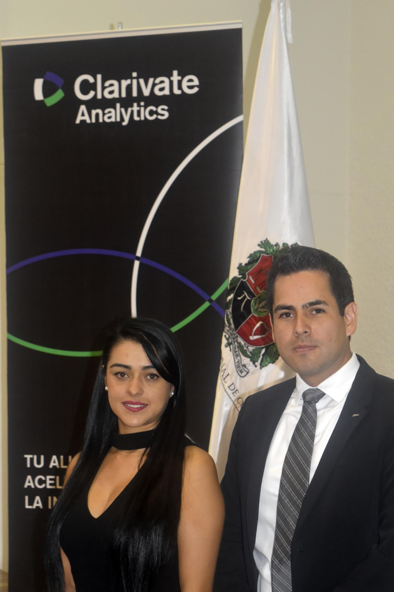 El evento fue organizado por Clarivate Analytics y la Dirección Nacional de Bibliotecas de la U. N. (Foto: Camilo Baquero/VRI)