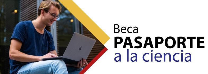 Consejería académica ICETEX para la beca «Pasaporte a la Ciencia»