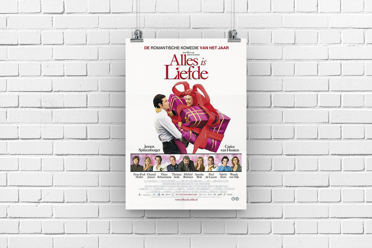 'Love is all' ('Alles is liefde', 2007)