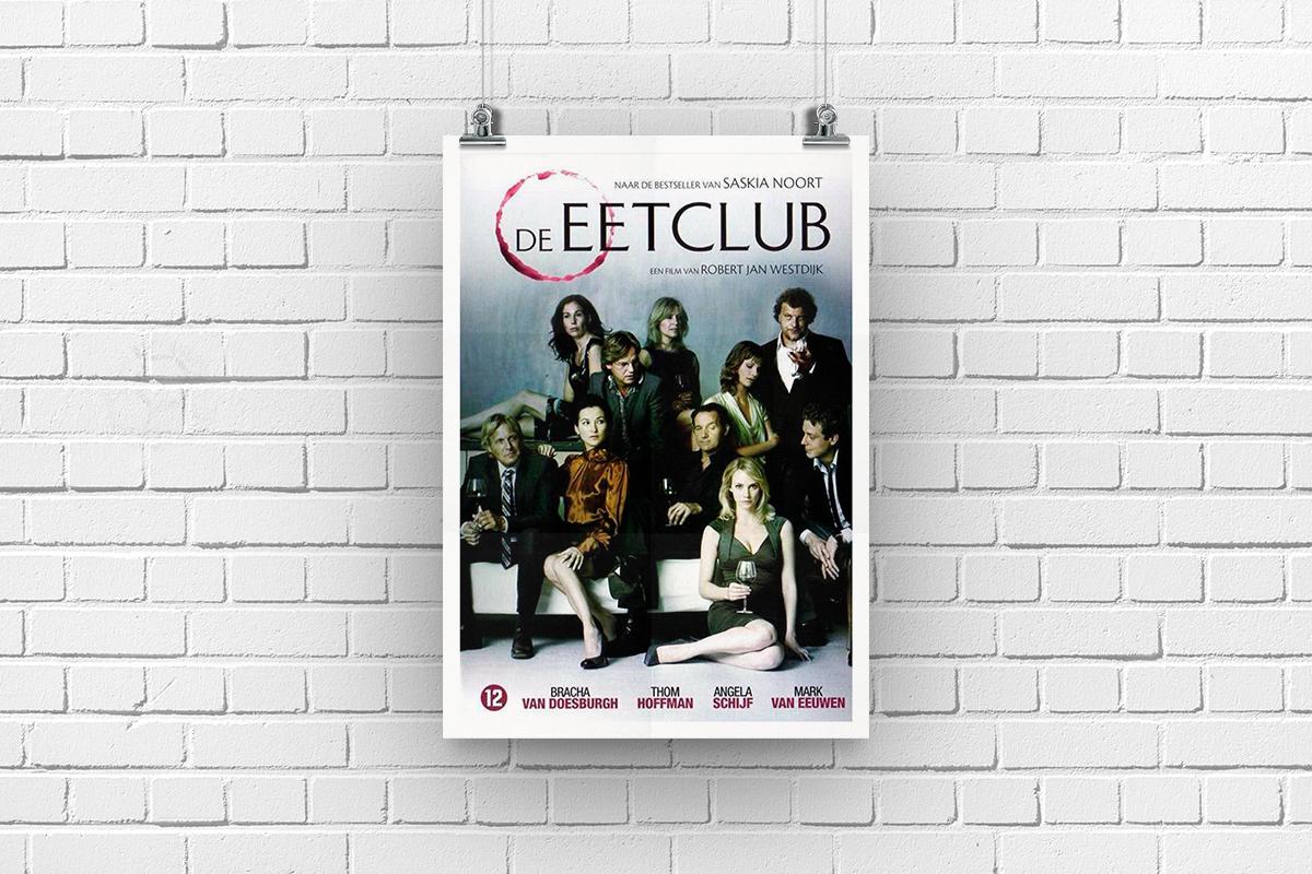 'The dinner club' ('De eetclub', 2010)