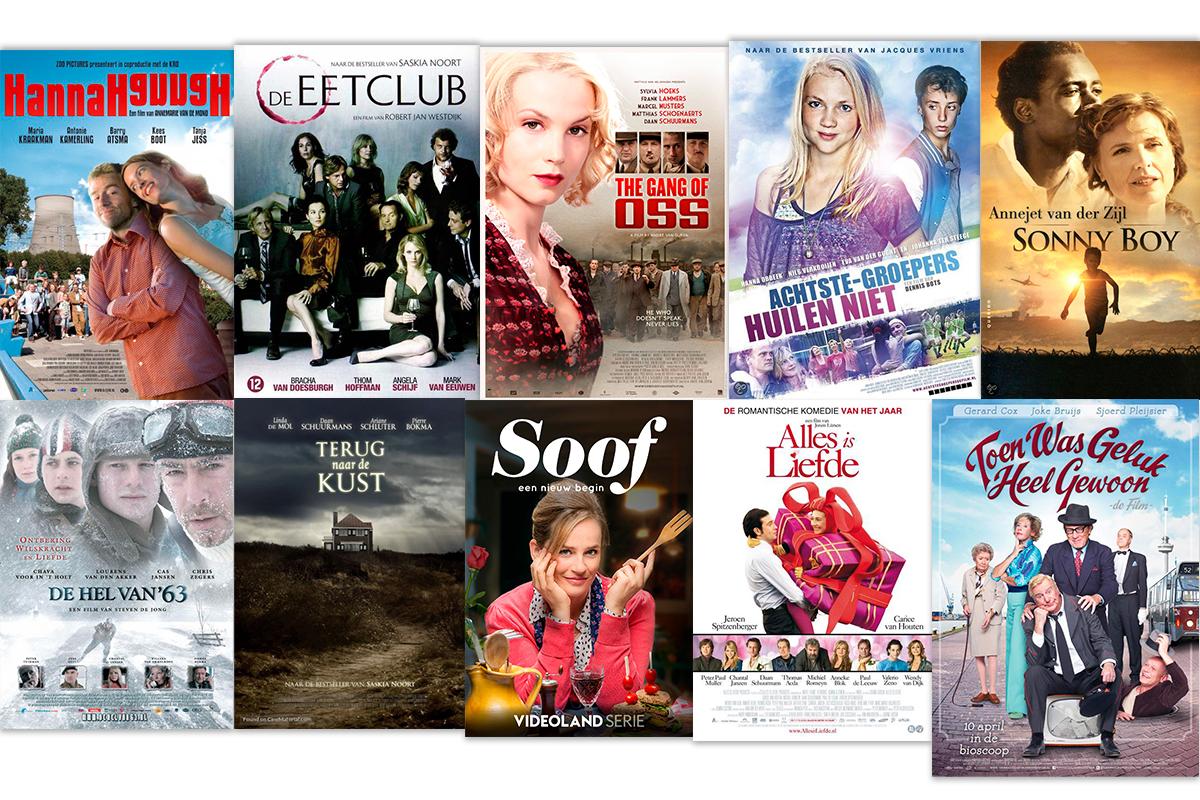 Programación del Ciclo de Cine de los Países Bajos en el Centro Cultural Editorial U.N.