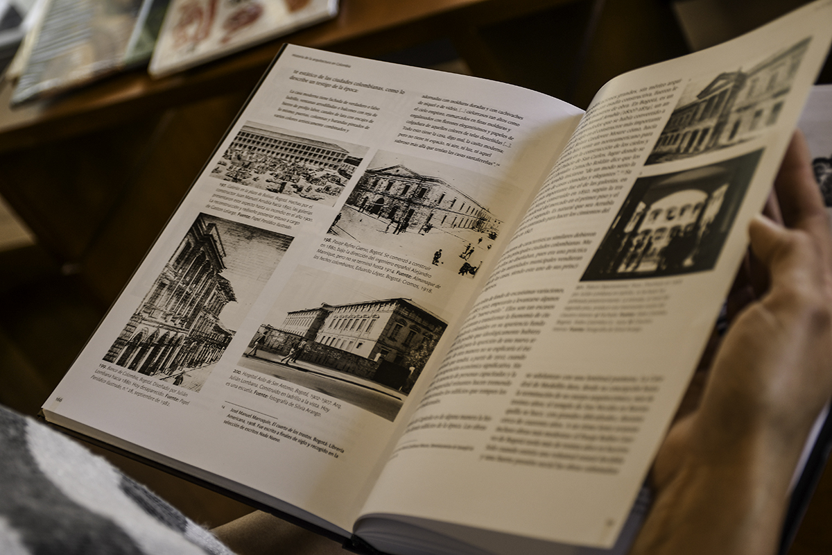 [Libro de la semana] 'Historia de la arquitectura en Colombia' (Facultad de Artes, Sede Bogotá)