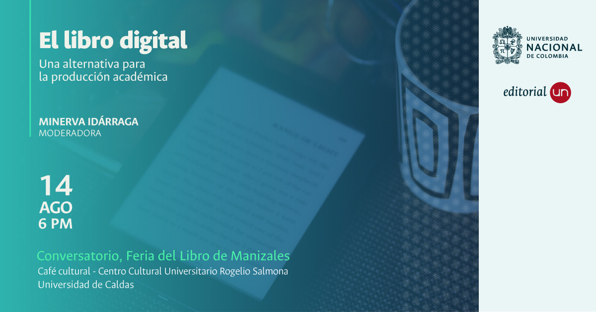Conversatorio «El libro digital: una alternativa para la producción académica»