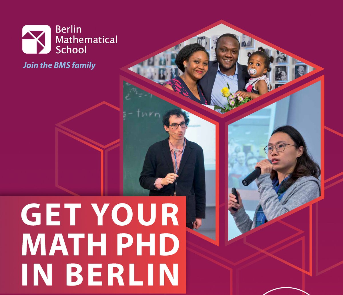 BMS Call For Applications to the PhD Program