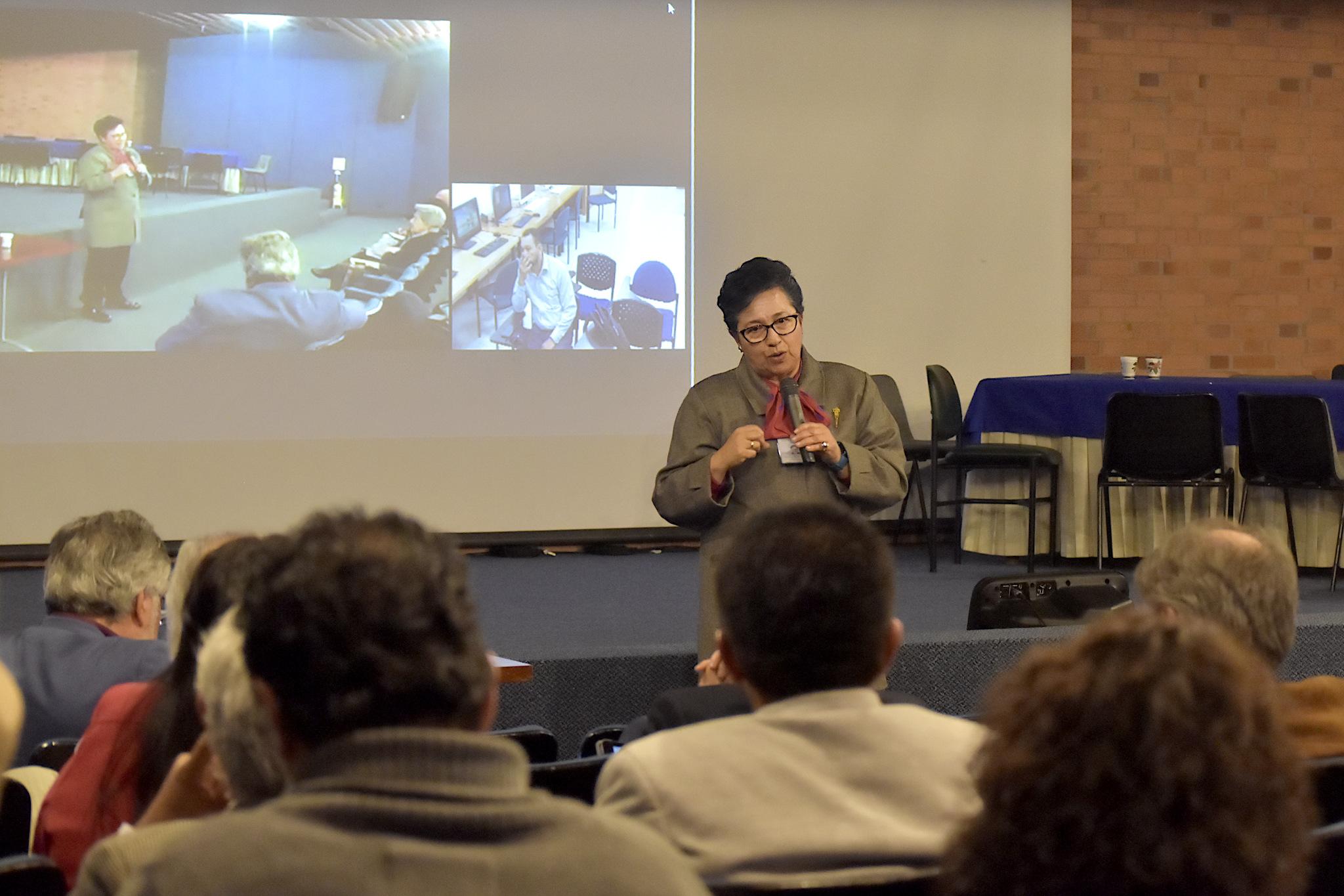 Foto: Camilo Baquero C./Vicerrectoría de Investigación