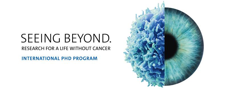 International PhD Programme 2020 at Helmholtz International Graduate School for Cancer Research