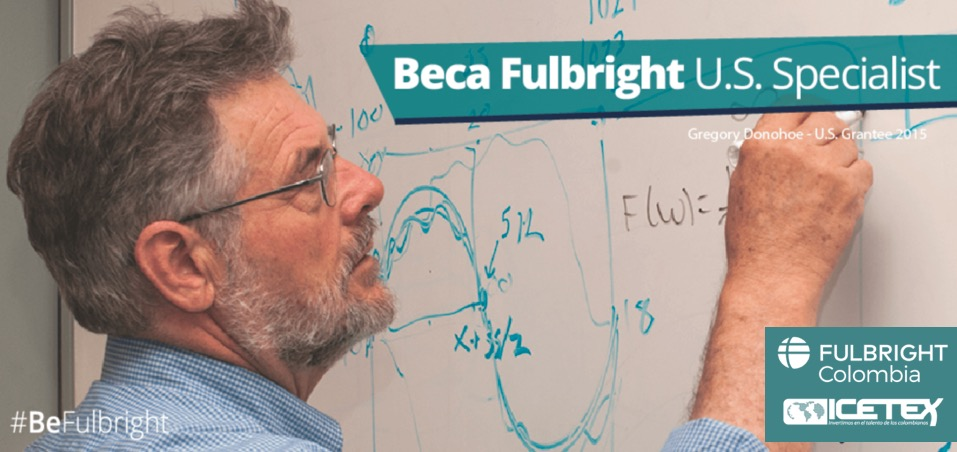 Beca Fulbright U.S. Specialist 2020
