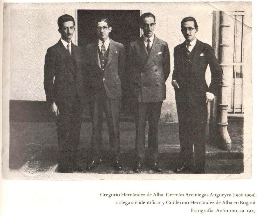 Conferencia «Gregorio Hernández de Alba (1904-1973) y su contribución a la consolidación de las redes del campo de la antropología en Colombia»