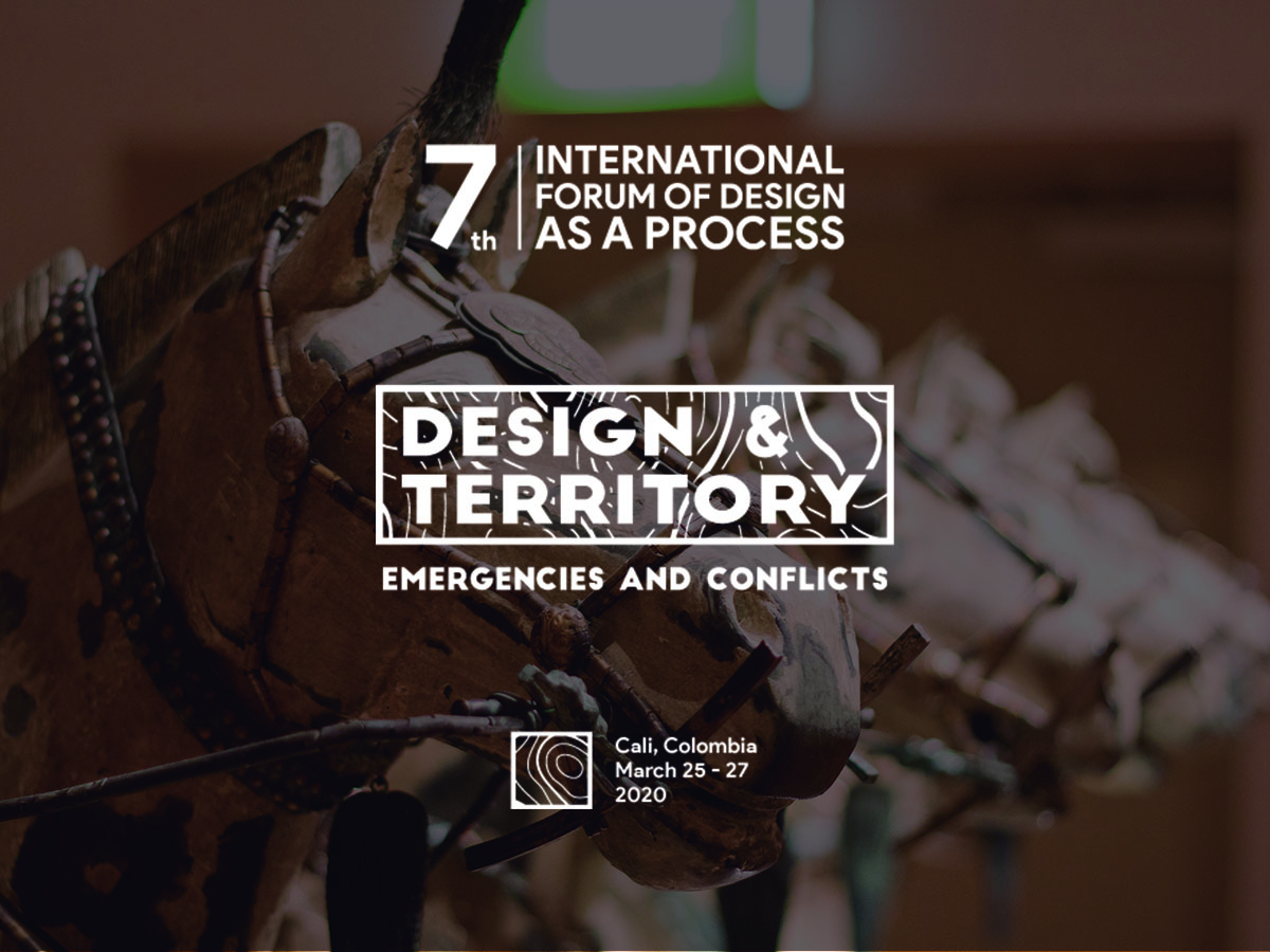 7th International Forum of Design as a Process: Design and Territory
