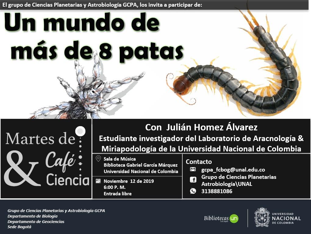 Café y Ciencia